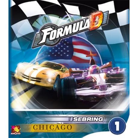 Formula D 1 papildymas: Chicago East Park