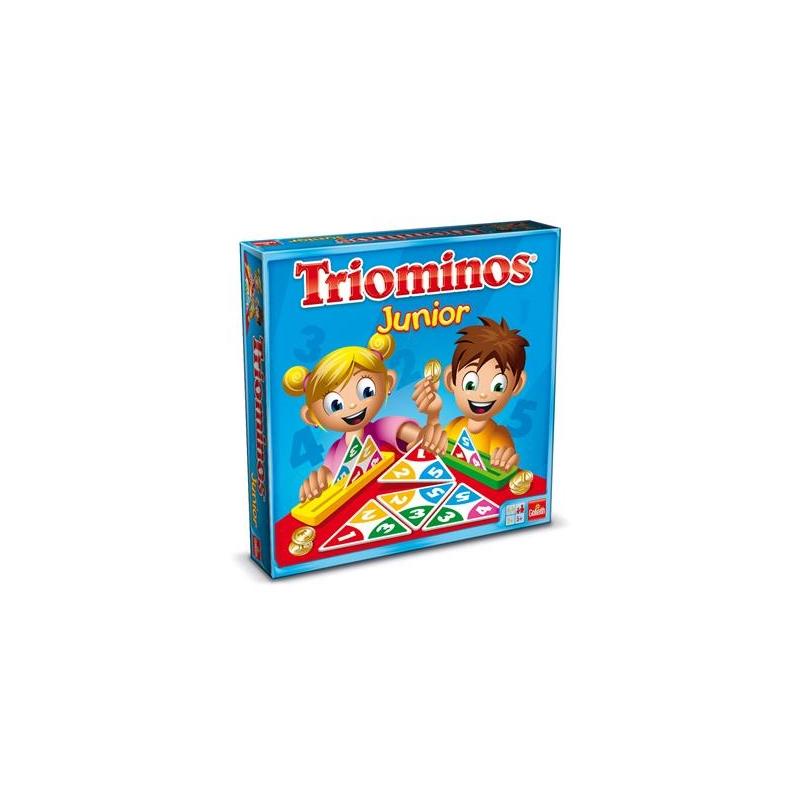 GOLIATH Triominos Junior  Achat / Vente jeu société  plateau  Cdiscount