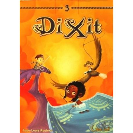 Dixit 3 (papildymas)