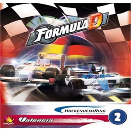 Formula D 2 papildymas: Valencia