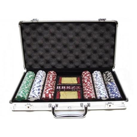 Pokerio rinkinys 300 x 11.5 g