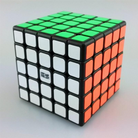 Rubiko kubas 5x5