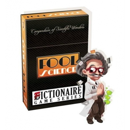 Fictionaire - Pack No3 Fool Science