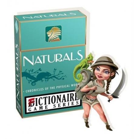 Fictionaire - Pack No4 Naturais